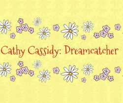 Guesting on Cathy Cassidy's blog