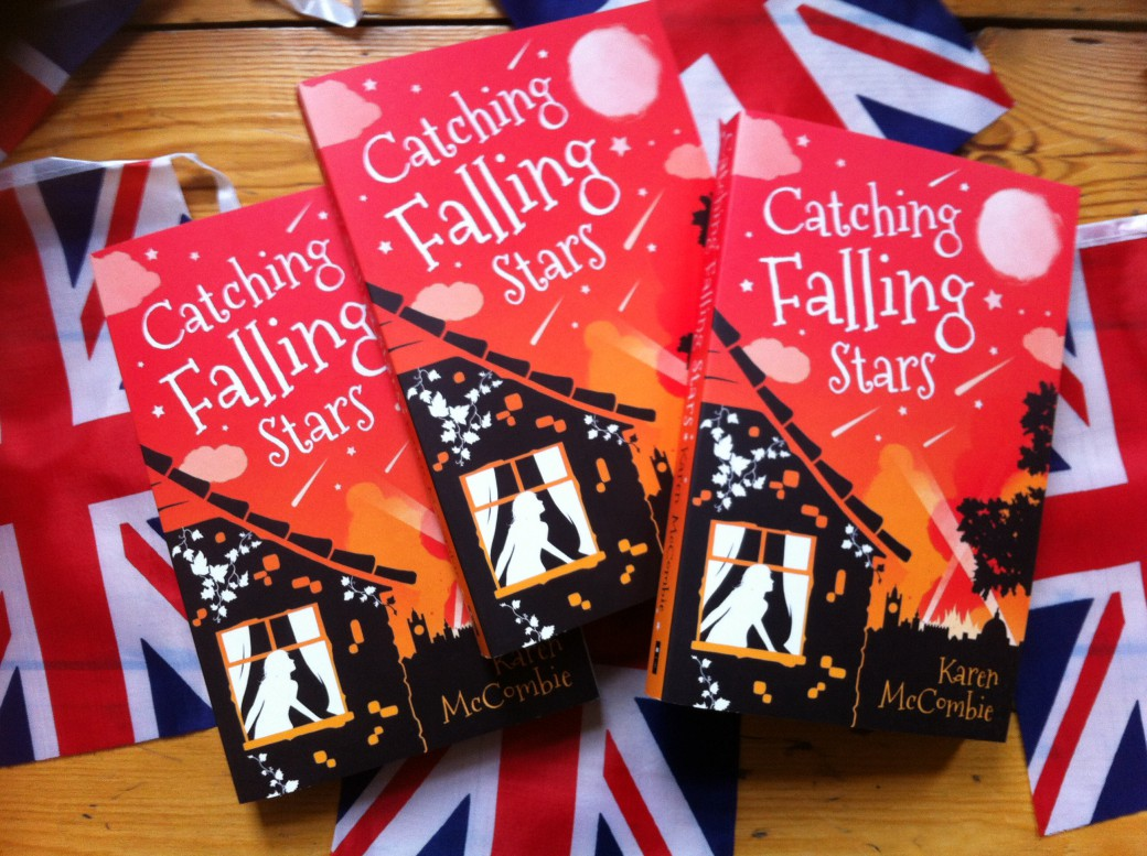 'Catching Falling Stars' gets shortlisted!