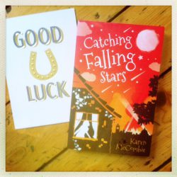 Book Award nerves… (wibble, wibble)