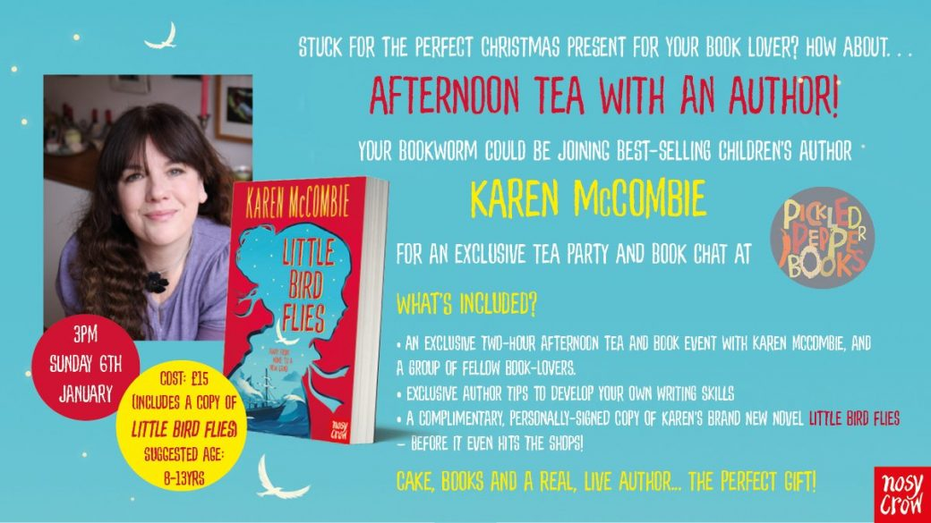 Pssst… want to come to afternoon tea with me?
