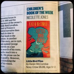 'Sunday Times' Children's Book of the Week!!